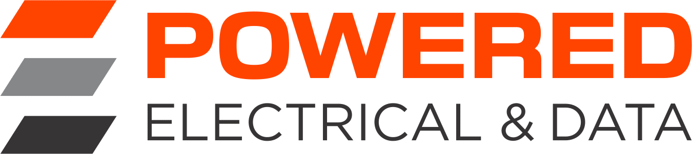 Powered Electrical & Data, electrical services, Communication and data