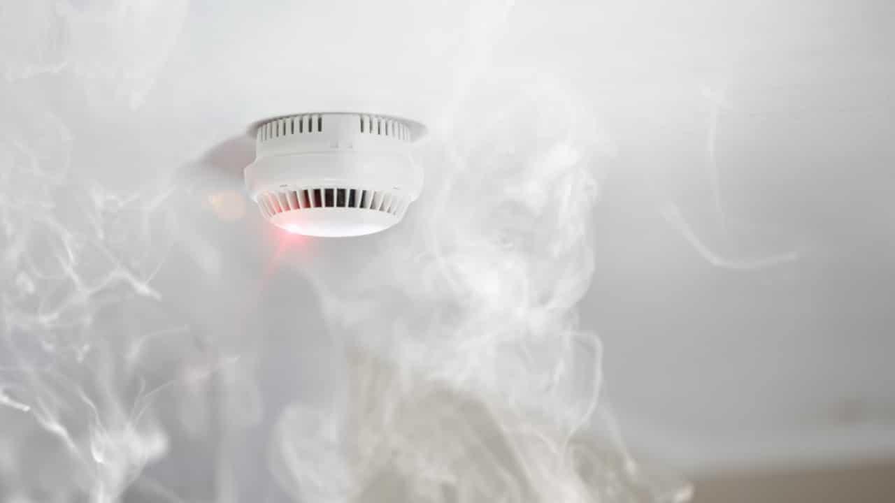 Smoke Alarms -