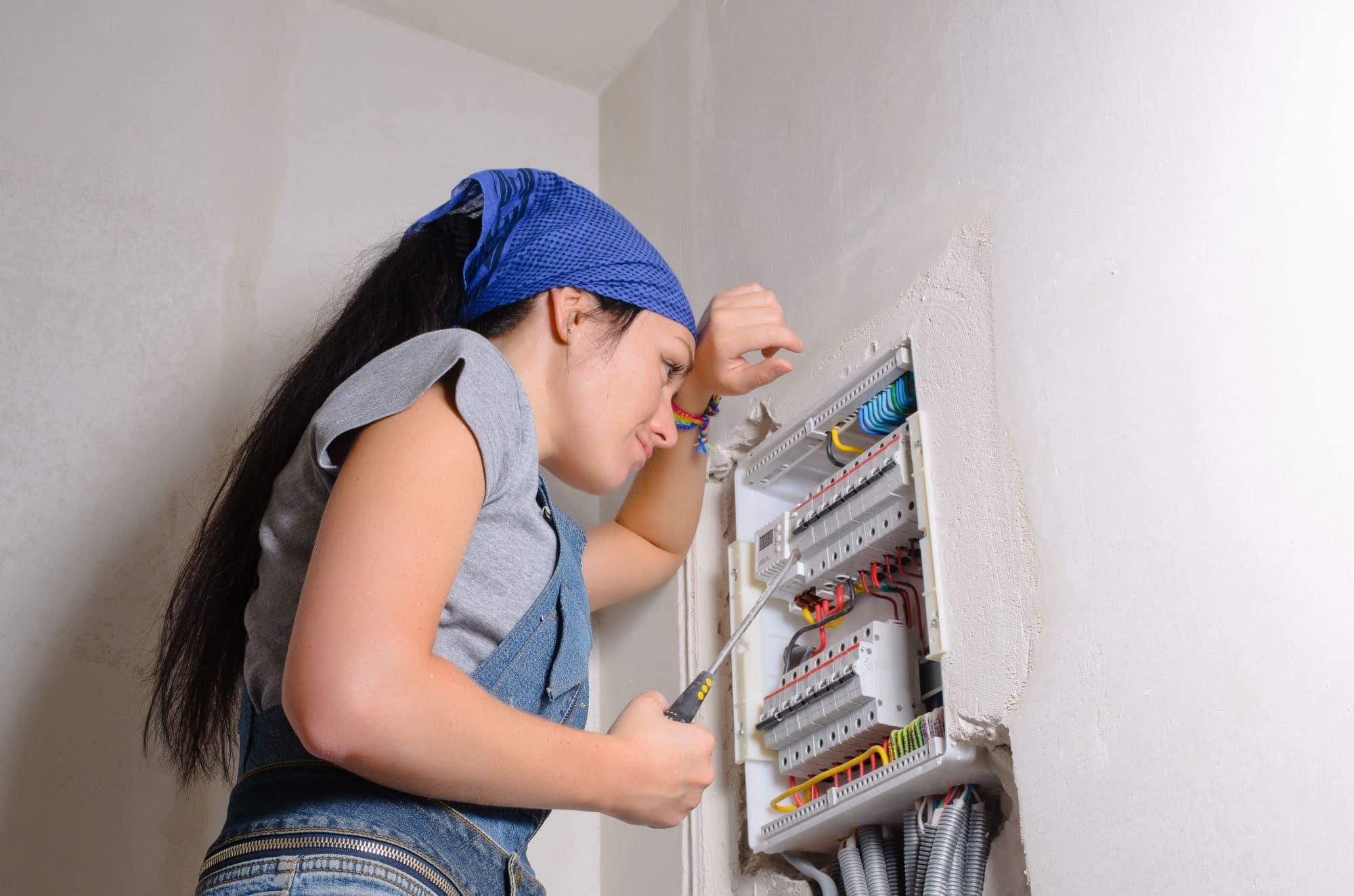circuit breakers keep tripping