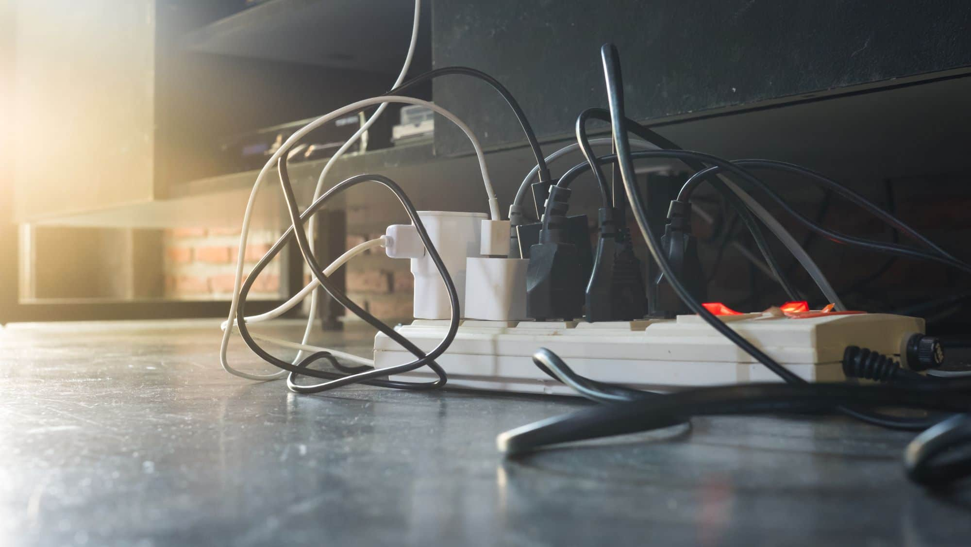 overloaded outlets