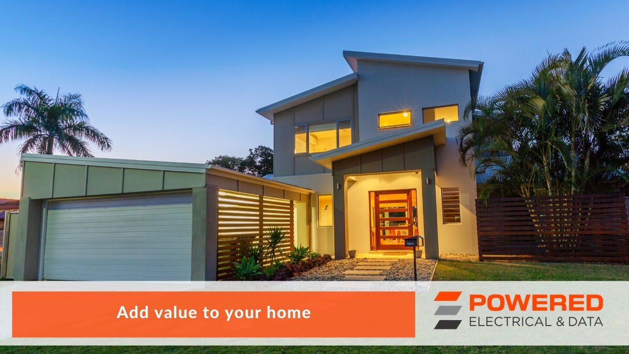 Add value to your home