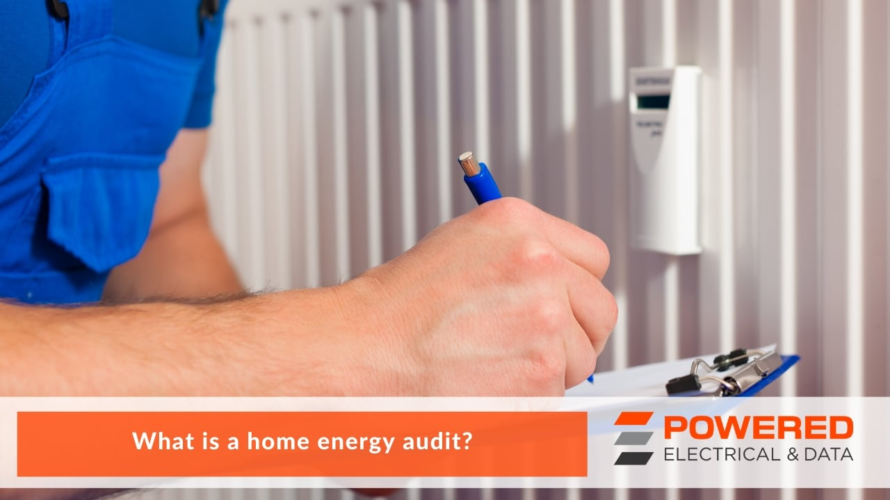 What is a home energy audit