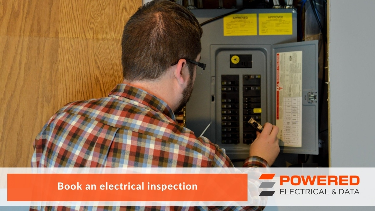 Book an electrical inspection