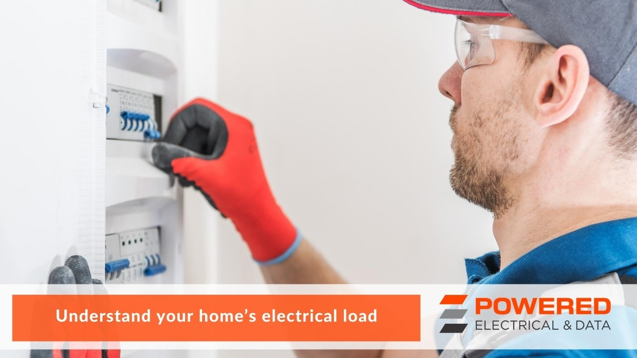 Understand your home's electrical load
