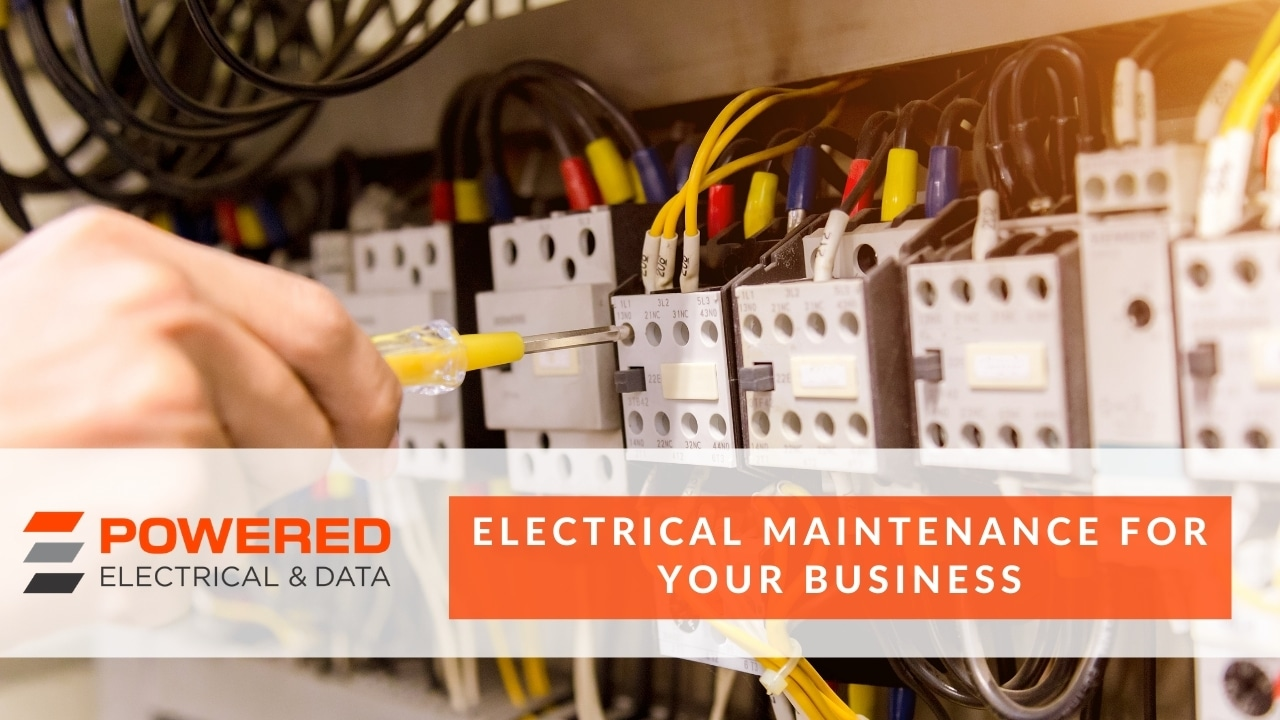 Electrical Maintenance for your Business