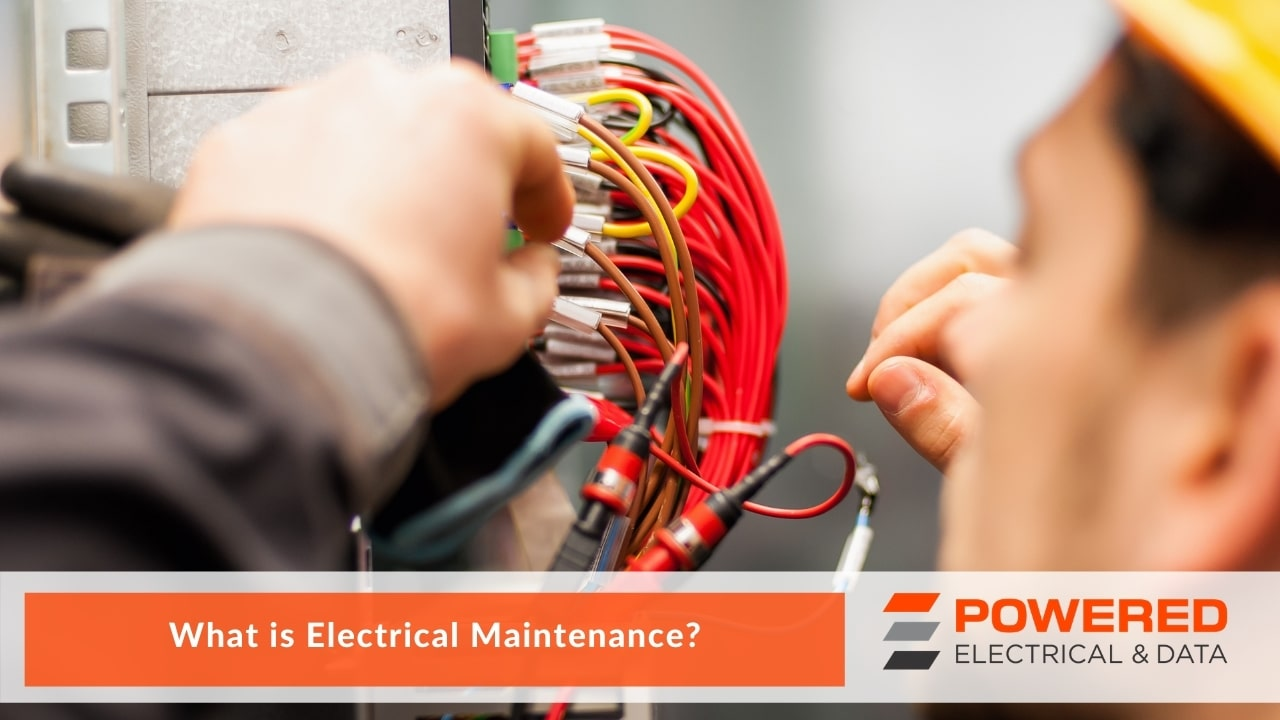 What is Electrical Maintenance?